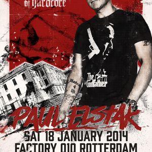 Darkraver /// Paul Elstak Birthday Party 2014