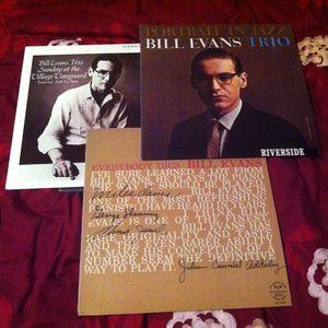 Bill Evans/Bill Evans Trio evening jazz mix