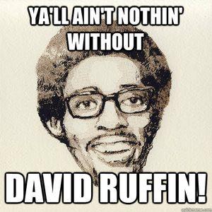 "David Ruffin.. an hour of ""Ruff"" ... enjoy"