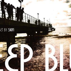 Ambient IDM set mixed by SkiFi vol.4 DEEP BLUE