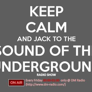 The Sound of the Underground Radioshow #14