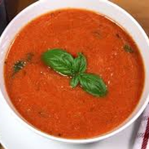 The Happy Jazz Radio Show presents.....Hot Tomato Soup with Basil Ice Cream.