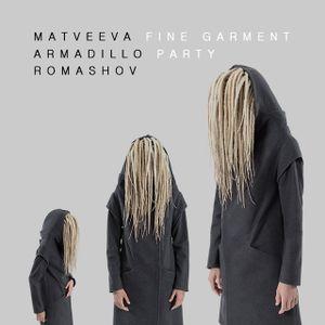 ROMASHOV (live rec.) - MATVEEVA F.G. / ARMADILLO PARTY @ KELLER / KIEV