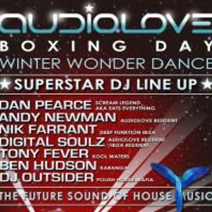 Audiolove Boxing Day 2011