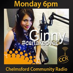 Drivetime Takeover - @CCRTakeovers - Ginny - 23/02/15 - Chelmsford Community Radio