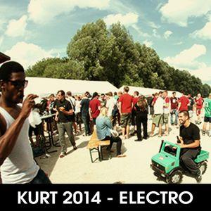 FLOWTiN - KURT 2014 - Gmiatlich Elektronisch (Samstag Vormittag)