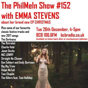 The PhilMeIn Show #152 with Emma Stevens