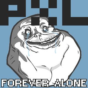 PXL - Forever Alone mix