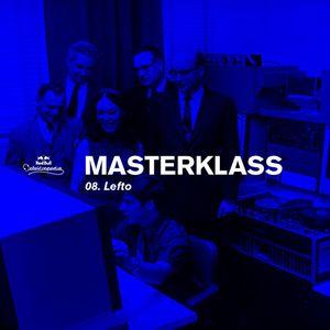 Masterklass #8 - JazzYouCanDanceTo by Lefto