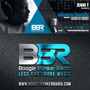 Groovers  Paradise on Boogie Bunker Radio - Jenni T