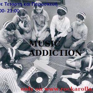 Music Addiction vol.55 (Rockarolla Radio www.rockarolla.eu 22.01)