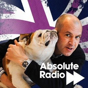 Johnny Vaughan Live From Hyde Park - 6th Aug