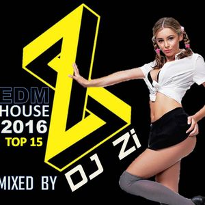 EDM HOUSE 2016 TOP 15 MIXED BY DJ ZI