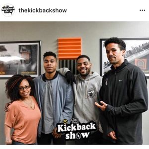 The Kickback Show EPISODE 110 - Featuring Dave B