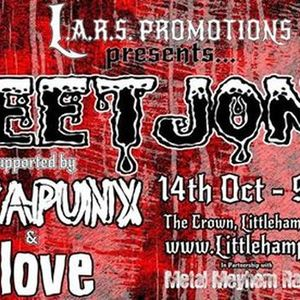 LARS Promotions Presents: GLOVE Oct 14th 2017