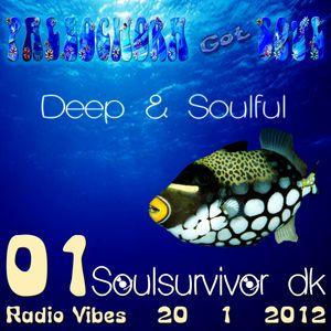Paleochora Soul Radio Vibes (01) 20 - 1 - 2012