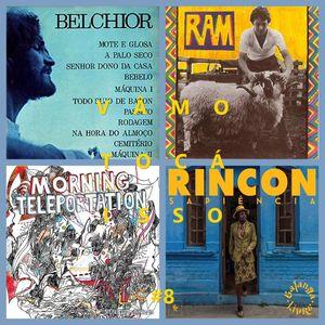 VâmoTocáIsso#8: Belchior, Paul McCartney, Morning Teleportation e Rincon Sapiência