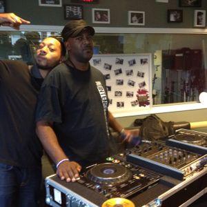 20121020 DJ-Set Spen and Karizma at Wicked Jazz Sounds on Radio 6