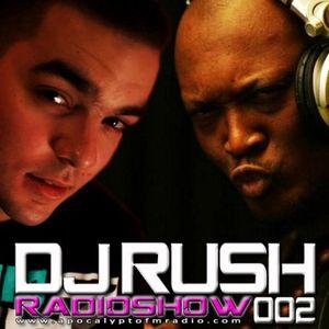 AFM.Radio DJ Rush Hours RadioShow Episode #002 1 Hour Guest J.Fernandes 2 Hours DJ Rush (20.March.20