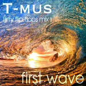 T-mus - flirty flip-flops 1 - first wave