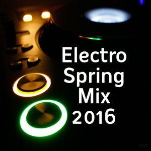 Electro Dance Spring Mix 2016