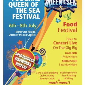 2012 Queen of the Sea Launch - Part 1