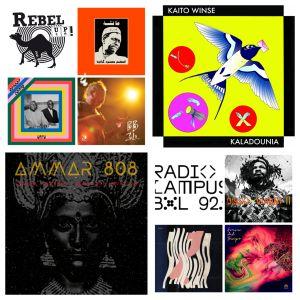 Rebel Up Nightshop #77: Ammar808, BaBa ZuLa, Mahmoud Gania, Kaito Winse, Music In Exile, Disco Vumbi
