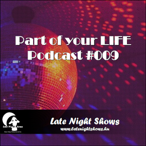 Late Night Shows Podcast 009