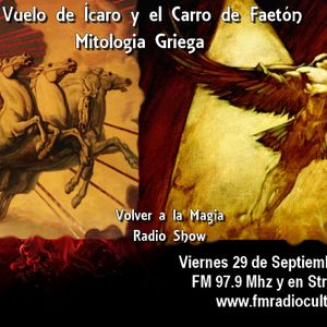 #832 Mitologia Griega Icaro Faeton