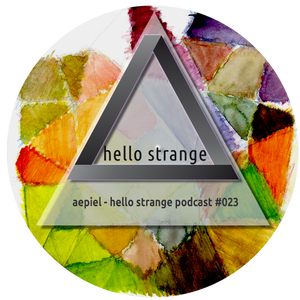 aepiel - hello strange podcast #023