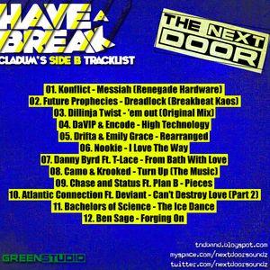 The NextDoor - Have a Break (Mixtape/Side B)
