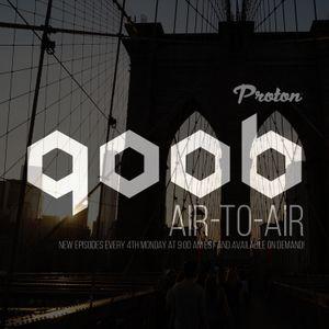 qoob - Air-To-Air 002 @ Proton Radio