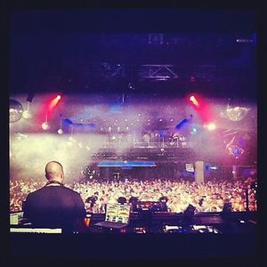 Chris Liebing (CLR Records) @ The Revolution Recruits, Space - Ibiza (04.09.2012)