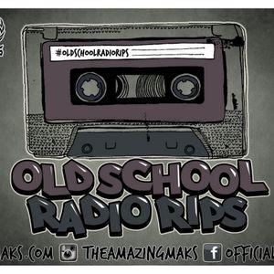 Dj Younghead with Flinty Badman on Kool Fm 1995