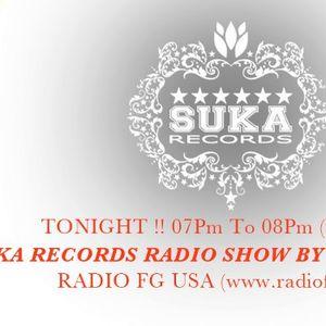 Guest Mix Glazersound_Suka Records's Radio Show @FG Radio