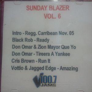 DJ ELEAZAR - SUNDAY BLAZA 6 (2005)
