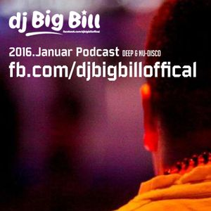 2016 Januar Podcast Deep & Nu-Disco session