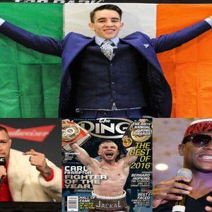 Boxing: US Mick, Frampton Esteem, Mayweather McGregor