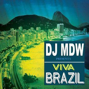 DJ MDW PRESENTA VIVA BRAZIL (VOCAL TRAIN WRECK MIX)
