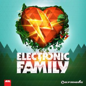 Mark Sherry live @ Electronic Family (Amsterdamse Bos, Amstelveen) - 19-07-2014