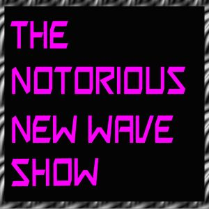 The Notorious New Wave Show - Show #111 - August 28, 2016 - Host Gina Achord