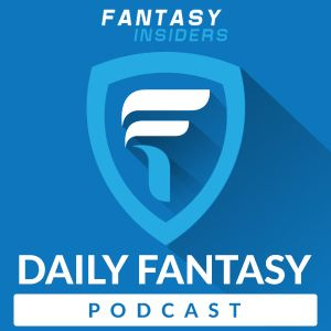 Fantasy Insiders Daily Fantasy Podcast Presented by SeatGeek - 3/25/16
