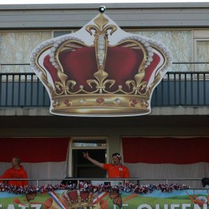 Viking @ Beatz 4 The Queen 2013