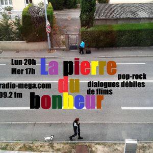 Dj Henri Bingo's best-of 17 - émission de la pierre du bonheur / radio-mega.com mix maxime moncafé