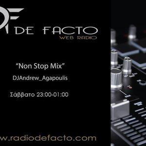 NonSTOP Mix Vol4 Radio Defacto 14/10/2017
