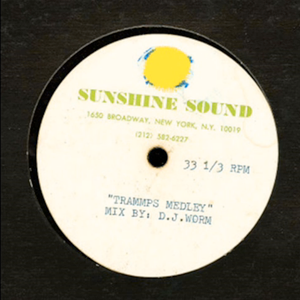 The Trammps Medley Mix By DJ Worm  ( Sunshine Sound )