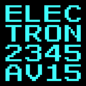 Central Rodeo - Promo Mix Electron Festival 2015
