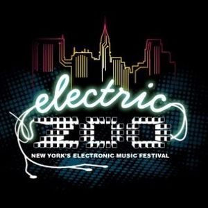 Netsky featuring Dynamite MC (Hospital Recordings) @ Electric Zoo Festival - New York (31.08.2012)