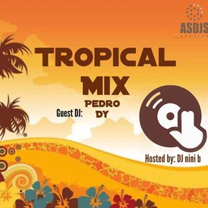 Tropical Mix 30ª Edição Parte 2 com DJ Pedro Dy Hosted by Dj Nini B