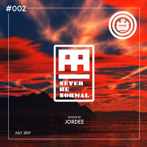 Never Be Normal #002 (July 2017) - Hosted by JorDee